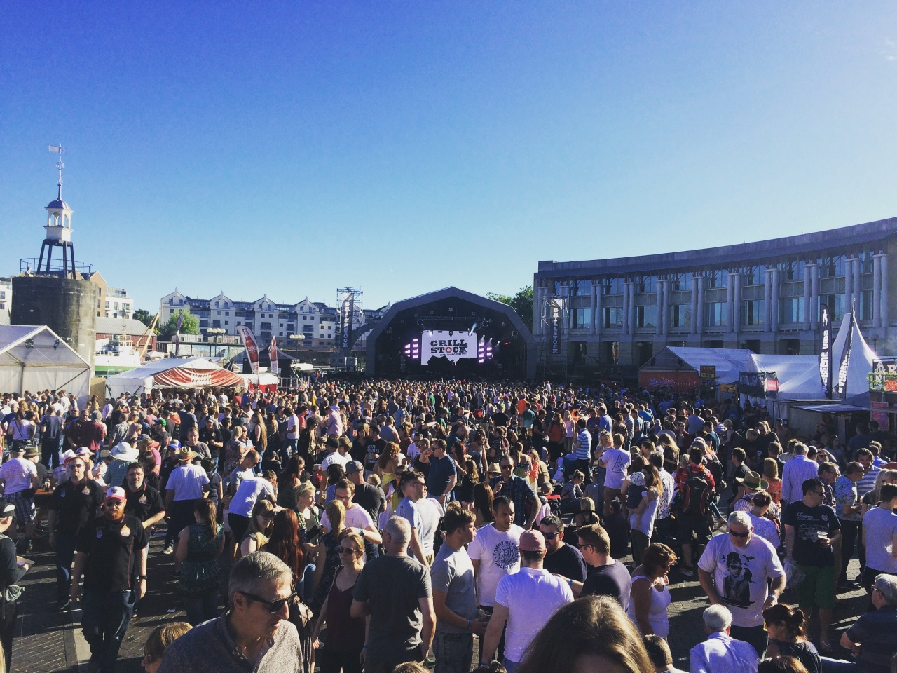Grillstock Festival 2016,Bristol