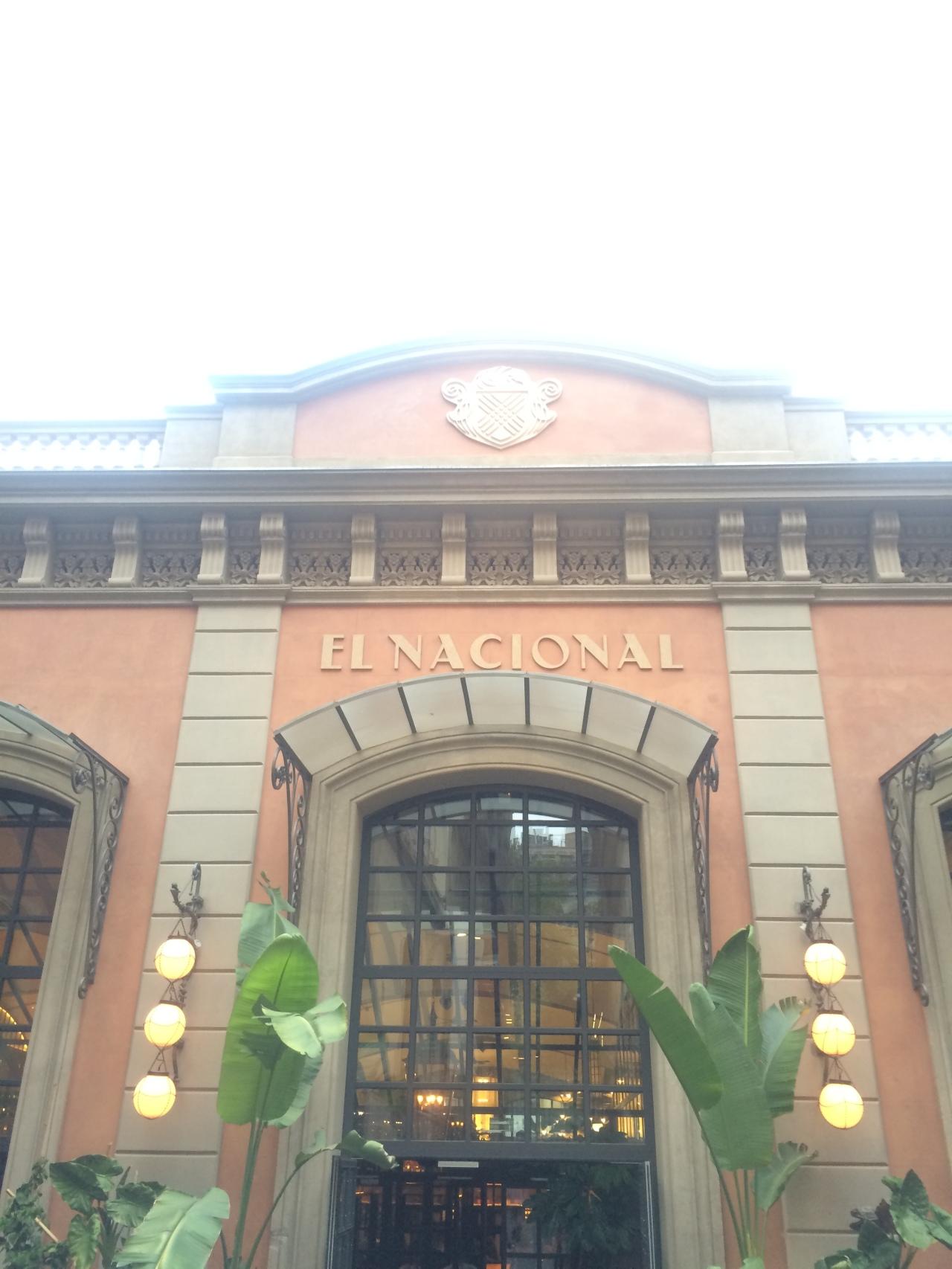 El Nacional, Barcelona