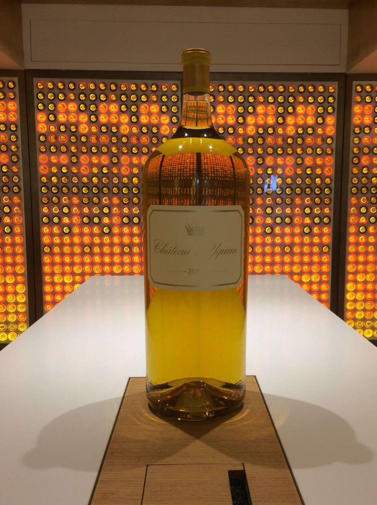 Tour of Chateau d'Yquem, Sauternes