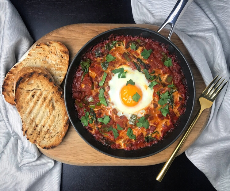 Recipe – Shakshuka